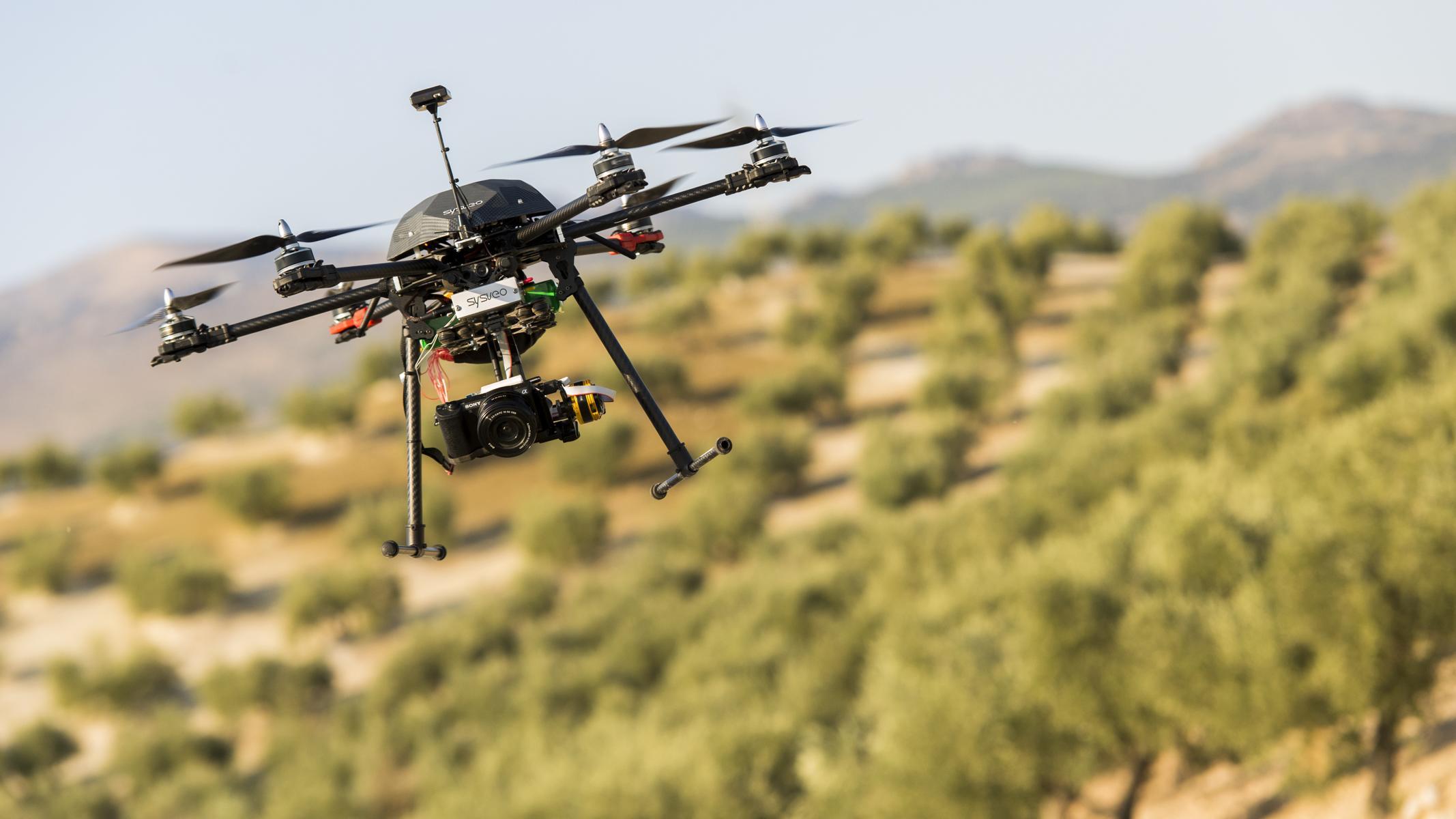 Curso piloto de drones